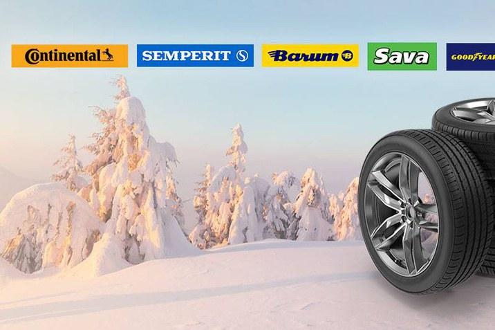 Zimske pnevmatike 2021