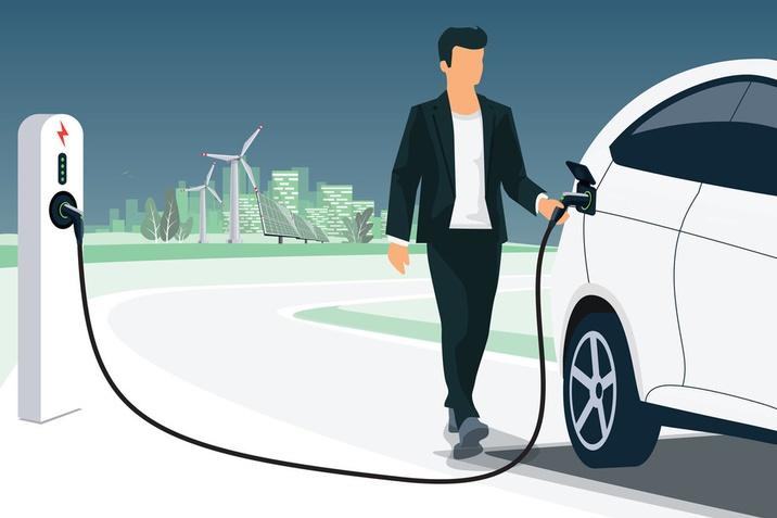 MOON Charge javne električne polnilnice