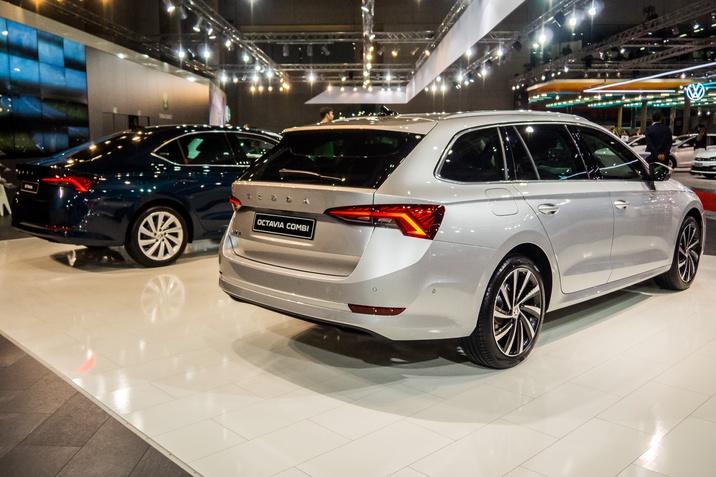 Nova Škoda Octavia 2020