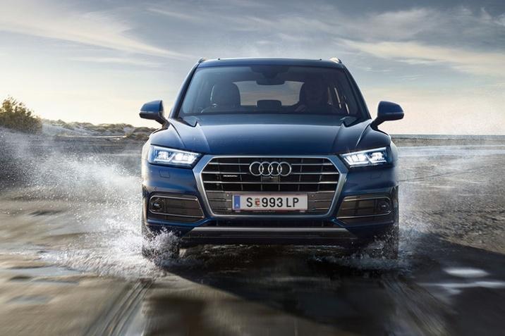 Novi Audi Q5, Ljubljana, Koper, Maribor