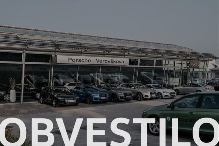 Porsche Verovškova