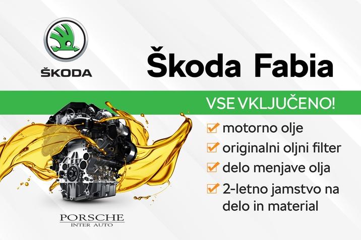 ŠKODA FABIA SERVIS