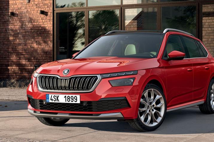Škoda Kamiq cena in cenik 2019