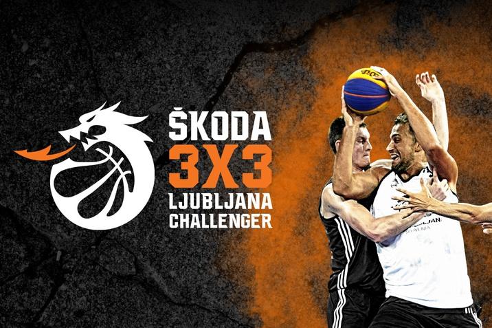 Škoda 3x3 turnir v košarki