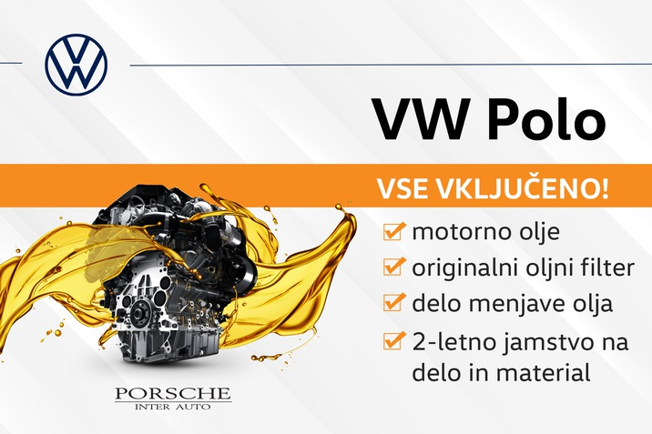 VW POLO REDNI SERVIS